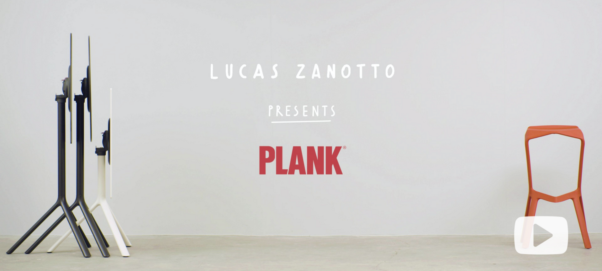 LUCAS ZANOTTO presents PLANK