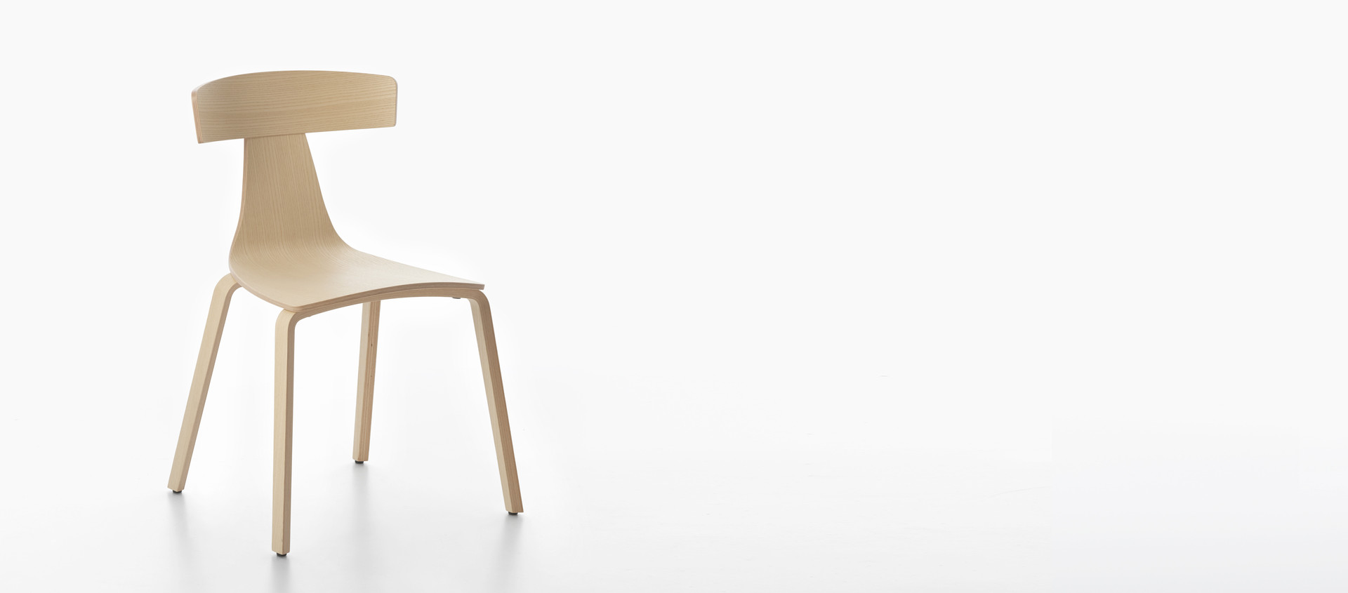 HERO - PLANK REMO wood chair