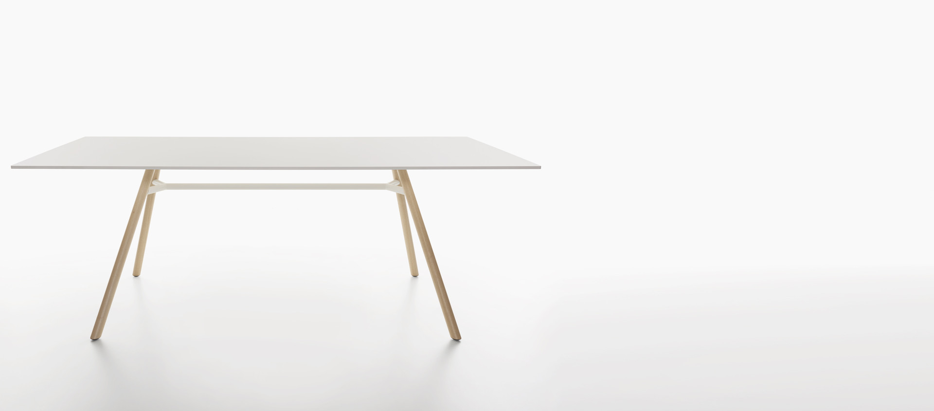 HERO - Plank, MART table, rectangular table top