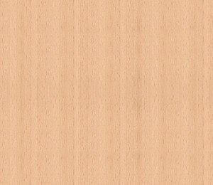 Wooden finishing beech natural