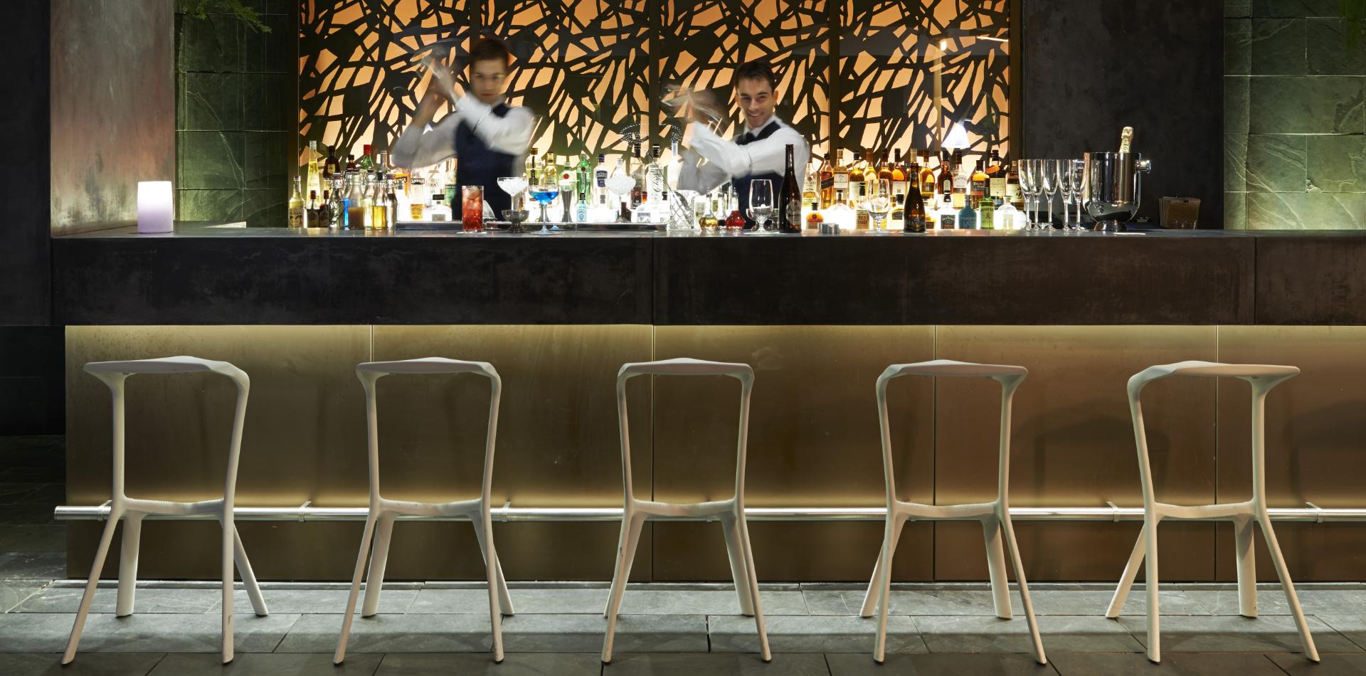 Inspirations: Secret Garden Bar at South Place Hotel | Plank